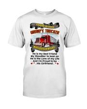 Trucker's Girl Classic T-Shirt tile