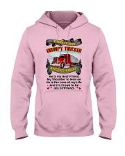 Trucker's Girl Hooded Sweatshirt thumbnail