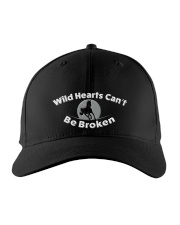 Horse Girl Embroidered Hat front