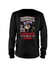 Pharmacy Technician - I'm the Wolf Long Sleeve Tee thumbnail