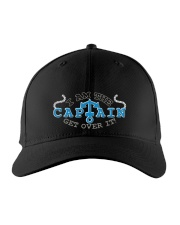 Sea Captain Embroidered Hat front