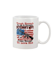 VETERAN'S WIFE Mug tile