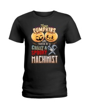 MACHINIST'S  GIRL Ladies T-Shirt thumbnail