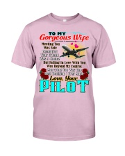 Pilot's Wife Classic T-Shirt tile