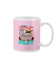 Pilot's Wife Mug tile