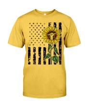 Electrician's  Wife - Premium Classic T-Shirt tile