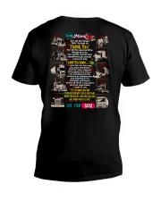 TRUCKER'S MOM V-Neck T-Shirt thumbnail