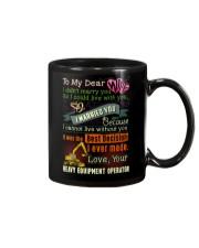 HEO'S WIFE Mug front