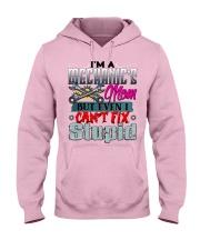 Mechanic's Mom Hooded Sweatshirt front