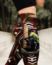 LINEMAN'S WIFE High Waist Leggings aos-high-waist-leggings-lifestyle-11