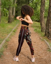 LINEMAN'S WIFE High Waist Leggings aos-high-waist-leggings-lifestyle-17