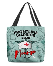 Nurse All-over Tote front