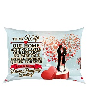 GIFT FOR YOUR WIFE - PREMIUM Rectangular Pillowcase front