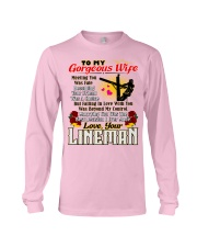 Lineman's Wife Long Sleeve Tee thumbnail