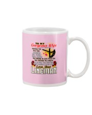 Lineman's Wife Mug tile