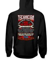 TECHNICIAN - PAST BUYERS EXCLUSIVE Hooded Sweatshirt thumbnail