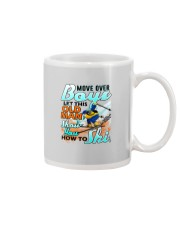 Skiing Mug thumbnail
