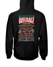 AIRCRAFT MECHANIC Hooded Sweatshirt thumbnail