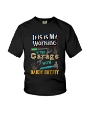 Mechanic's Kid Youth T-Shirt front