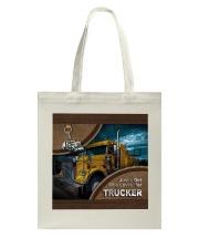 CROCHET Tote Bag back