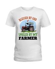 FARMER'S WIFE Ladies T-Shirt thumbnail