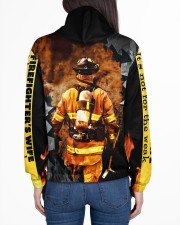 Firefighter's Wife Women's All Over Print Hoodie aos-complex-women-hoodie-lifestyle-back-01