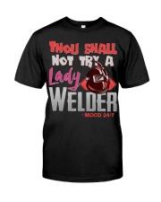 LADY WELDER Classic T-Shirt thumbnail