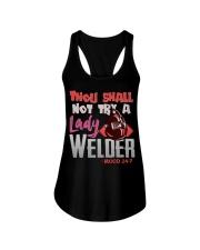 LADY WELDER Ladies Flowy Tank thumbnail