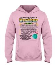 Knitting Hooded Sweatshirt front