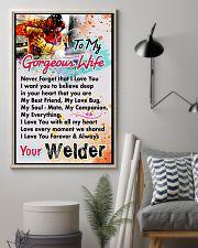 WELDER'S WIFE-PREMIUM 11x17 Poster lifestyle-poster-1