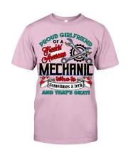 Mechanic's Girlfriend Classic T-Shirt thumbnail