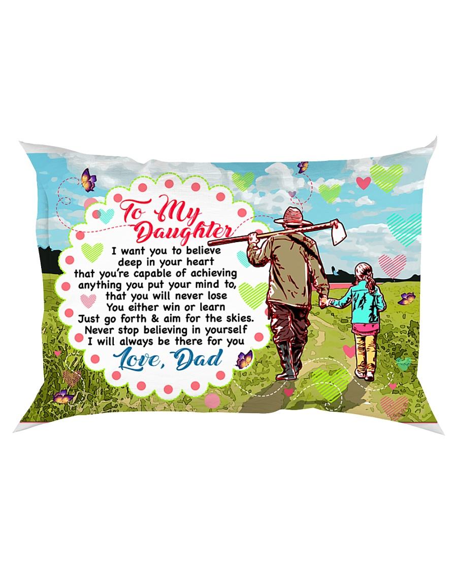 GIFT FOR A FARMER'S DAUGHTER - PREMIUM Rectangular Pillowcase