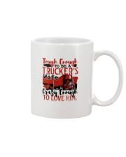 TRUCKER'S WIFE Mug tile