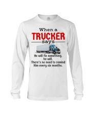 Trucker Long Sleeve Tee tile