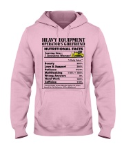 HEO's Girlfriend Hooded Sweatshirt front