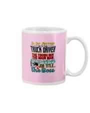 Trucker's Wife Mug thumbnail