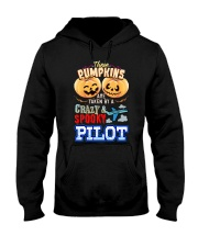 PILOT'S GIRL Hooded Sweatshirt thumbnail