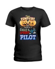 PILOT'S GIRL Ladies T-Shirt thumbnail