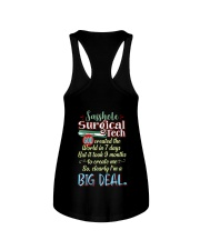 Sasshole Surgical Tech Ladies Flowy Tank thumbnail