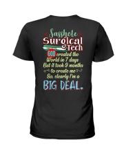 Sasshole Surgical Tech Ladies T-Shirt thumbnail