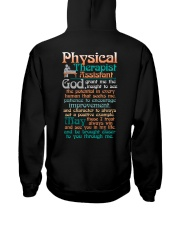 A PHYSICAL THERAPIST ASSISTANT'S PRAYER Hooded Sweatshirt thumbnail