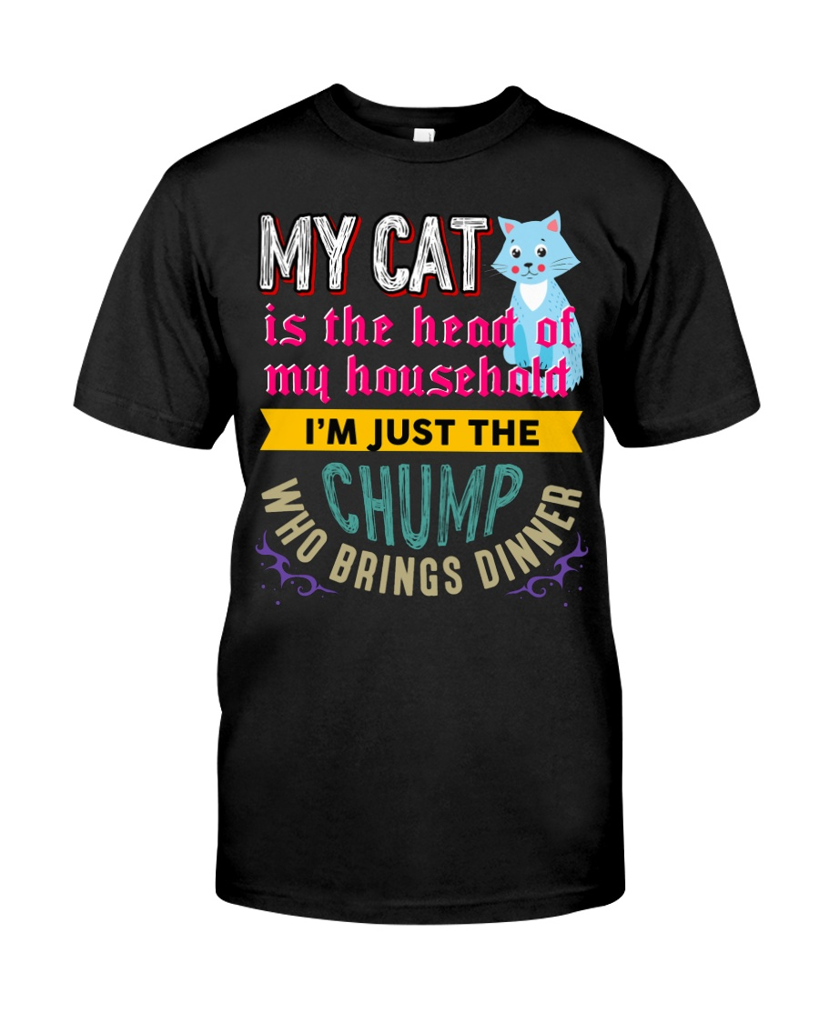 CAT MOM - PAST BUYERS EXCLUSIVE Classic T-Shirt