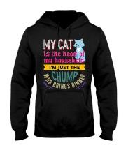 CAT MOM - PAST BUYERS EXCLUSIVE Hooded Sweatshirt tile