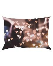 GIFT FOR A CARPENTER'S GIRLFRIEND - PREMIUM Rectangular Pillowcase back