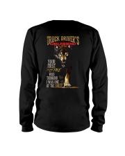 TRUCKER'S GIRLFRIEND - I'M THE WOLF   Long Sleeve Tee thumbnail