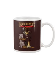 TRUCKER'S GIRLFRIEND - I'M THE WOLF   Mug thumbnail
