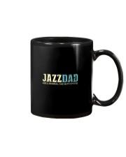 Mens Jazz Dad Like Normal Dad But Cooler Shirt Jaz Mug thumbnail