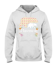 Mawmaw Floral Bear Mommy Grandma Mother Father Day Hooded Sweatshirt thumbnail