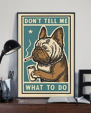 Don't tell me What to Do Poster 11x17 Poster lifestyle-poster-2