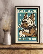 Don't tell me What to Do Poster 11x17 Poster lifestyle-poster-3